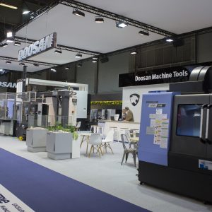 DOOSAN – SALON DE L'INDUSTRIE 2018