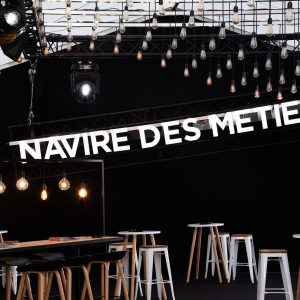 INAUG' NAVIRE DES MÉTIERS L'EXPO